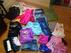 Girls clothes 5/6
