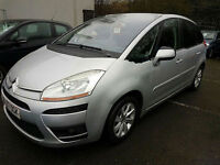Citroen C4 Picasso 1.6HDi Exclusive Automatic**DIESEL MPV**1 OWNER**FSH**