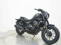 HONDA CMX500 REBEL S - Brand New - 0 Miles