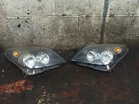 VAUXHALL ASTRA H DRIVERS HEAD LIGHT AND TAIL LIGHTS