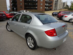 2010 Chevrolet Cobalt ( Safetied ) Very Low Kms only 94,540 Kms