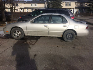 1996 Nissan Altima Other
