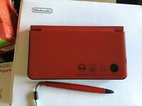 Nintendo DSi XL edition