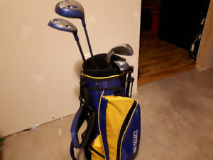 Jr. Golf clubs