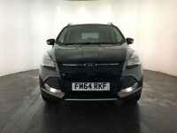 2015 FORD KUGA ZETEC TDCI DIESEL 1 OWNER SERVICE HISTORY FINANCE PX WELCOME