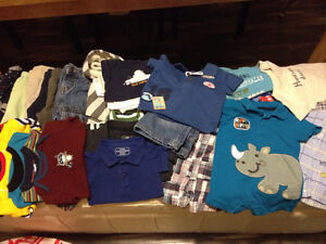 Baby Boy size 3/6m lot