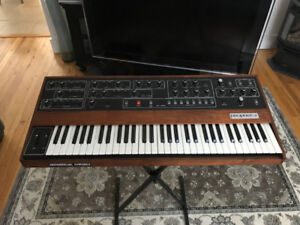 StudioSale Vintage SequentialCircuits Prophet5 ProOne Moog Synth