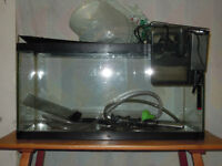 cage aquarium
