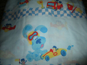 Blues Clues sheet set  twin new condition