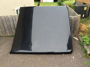 Hardtop Fiberglass tunnel cover