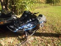 1997 Polaris xlt 600 with 500 mod motor