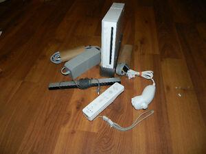 Console Nintendo Wii débloquer pour jouer les jeux downloder