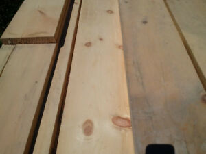 Pine Lumber #1-2  common Outs 6/4 x 10