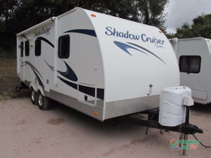 Roulotte 22 pi shadow cruiser 2013