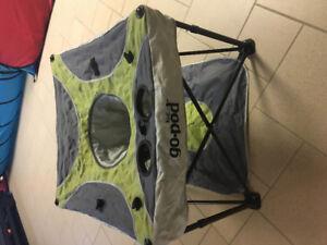 Go Pod portable activity centre