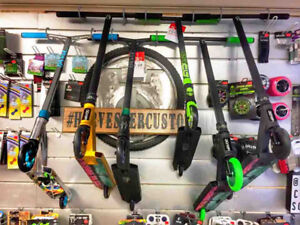 NEW Havoc Pro Stunt Scooters @ Crop Circle Scooters