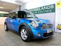 MINI Hatch 1.6 D ONE Pimlico [4X SERVICES, FREE ROAD TAX and STUNNING COLOUR]