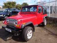 Jeep Wrangler 2.5cc