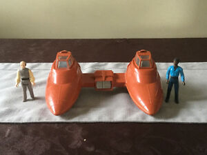 Bespin Cloud Car with figures