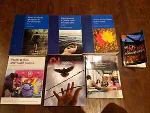 First Semester Police Foundations Textbooks