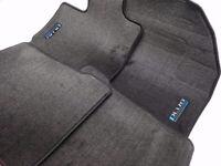 For Toyota Solara Carpet Floor Mats Dark Stone w// Logo OES Set PT206-06080-21