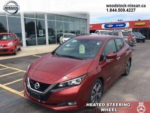 2019 Nissan LEAF SV  - Navigation -  Heated Seats - $323 B/W