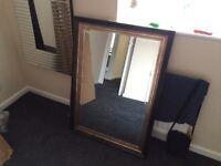Mirrors brand new