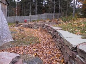 Landscaping / Flagstone Rock