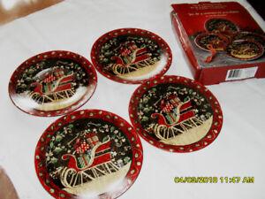 assiettes de décoration méli-mélo assorted wall plates