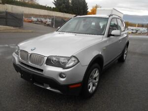 2009 BMW X Drive 3.0L 133000KMS Great Condition