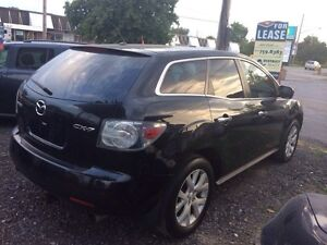 2007 Mazda CX-7 safety and E-test included