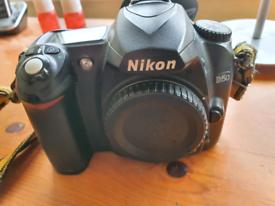 Nikon D50 Body
