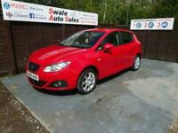 2009 SEAT IBIZA 1.4 SE 5D 85 BHP - PERFECT FIRST CAR - LOW INSURANCE - CHEAP TAX