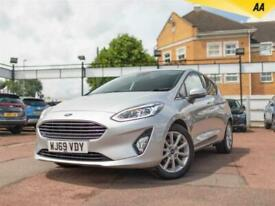 image for 2019 Ford Fiesta 1.0T ECOBOOST TITANIUM X 5DR  SAT NAV  P/LEATHER  HEATED SEATS