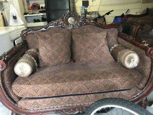 Premium Wood Royal Sofas For Sale