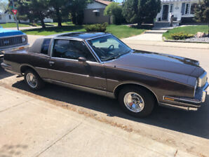1984 Grand Prix LE T Roofs V8 Dual Exhaust. Rare nice condition.