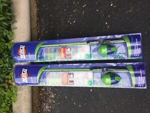 Two BRAND NEW kids fishing pole kits