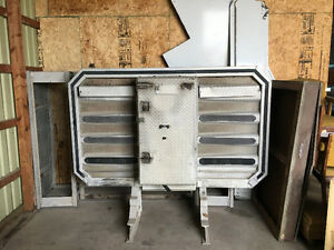 Aluminum Headache Rack