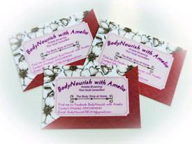 BodyNourish with Amelia - Your Local Body Shop Consultant