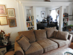 Beautiful Apartment Available beginning of August, Westmount NDG