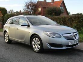2013 Vauxhall Insignia 2.0 CDTi ecoFLEX DESIGN 5DR TURBO DIESEL ESTATE ** 68,...