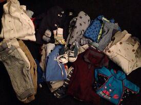 Boys clothes 3months +