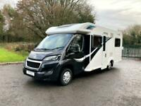 Bailey Approach Autograph 745 LOW MILEAGE 4 Berth Motorhome For Sale