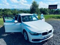 2016 BMW 3 Series 2.0 320D ED PLUS 4d 161 BHP Saloon Diesel Automatic