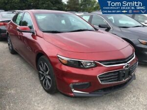 2018 Chevrolet Malibu LT  True North Edition, Leather Seats, MyL