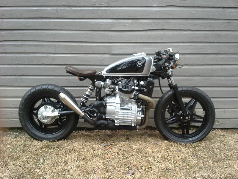 how to build a cafe racer frame | ebay
