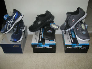 MENS RUNNING SHOES $50/EACH