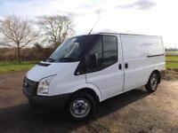 2012 FORD TRANSIT SPECIALIST FINANCE SOLUTIONS