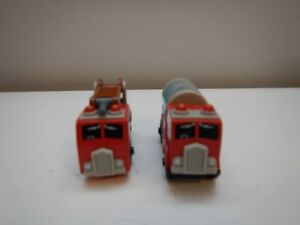 FIRE TRUCKS - THOMAS AND FRIENDS