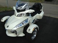 CAN-AM Spyder RT LIMITED 2011 SE5